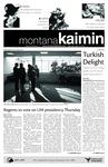 Montana Kaimin, September 22, 2010