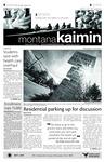 Montana Kaimin, September 28, 2010