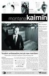 Montana Kaimin, October 5, 2010