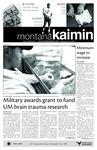 Montana Kaimin, October 6, 2010