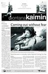 Montana Kaimin, October 12, 2010