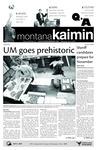 Montana Kaimin, October 13, 2010