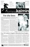 Montana Kaimin, October 14, 2010