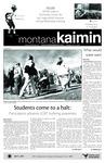 Montana Kaimin, October 21, 2010