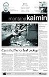 Montana Kaimin, October 28, 2010