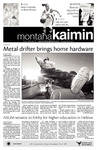 Montana Kaimin, November 4, 2010