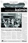 Montana Kaimin, November 16, 2010