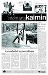 Montana Kaimin, November 30, 2010