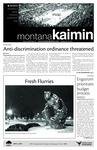 Montana Kaimin, January 25, 2011