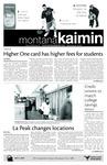 Montana Kaimin, January 26, 2011