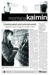 Montana Kaimin, February 1, 2011