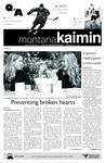 Montana Kaimin, February 2, 2011