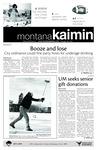 Montana Kaimin, February 3, 2011