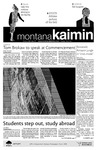 Montana Kaimin, February 8, 2011