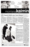 Montana Kaimin, February 9, 2011