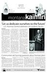 Montana Kaimin, February 10, 2011