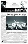 Montana Kaimin, March 8, 2011