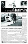 Montana Kaimin, March 9, 2011