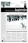 Montana Kaimin, March 16, 2011