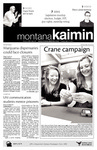Montana Kaimin, April 12, 2011