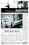 Montana Kaimin, April 13, 2011