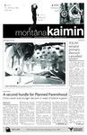 Montana Kaimin, April 14, 2011