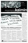 Montana Kaimin, April 19, 2011