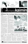 Montana Kaimin, April 21, 2011