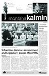 Montana Kaimin, April 26, 2011