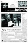Montana Kaimin, April 27, 2011
