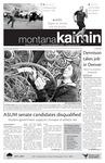 Montana Kaimin, April 28, 2011