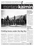 Montana Kaimin, August 31, 2011