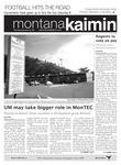 Montana Kaimin, September 22, 2011