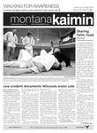 Montana Kaimin, September 27, 2011
