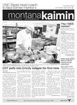 Montana Kaimin, September 29, 2011