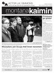 Montana Kaimin, October 5, 2011