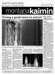 Montana Kaimin, October 13, 2011