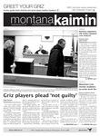 Montana Kaimin, October 25, 2011