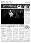 Montana Kaimin, October 27, 2011