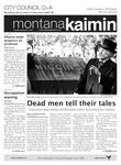 Montana Kaimin, November 1, 2011