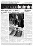 Montana Kaimin, November 2, 2011