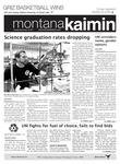 Montana Kaimin, November 15, 2011