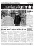 Montana Kaimin, November 29, 2011