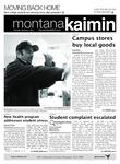 Montana Kaimin, December 1, 2011