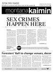 Montana Kaimin, January 24, 2012