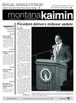Montana Kaimin, January 26, 2012