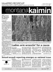 Montana Kaimin, January 31, 2012