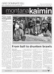 Montana Kaimin, February 7, 2012