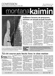 Montana Kaimin, February 8, 2012