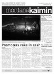 Montana Kaimin, February 22, 2012